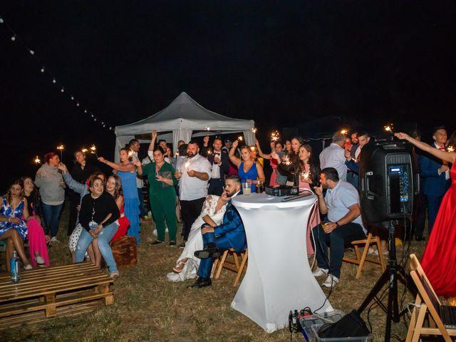 La boda de Miguel y Ivon en Allariz, Orense 447