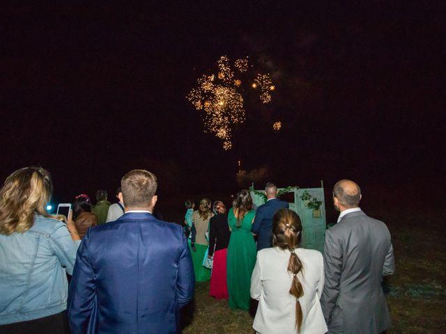 La boda de Miguel y Ivon en Allariz, Orense 449