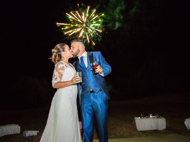 La boda de Miguel y Ivon en Allariz, Orense 451