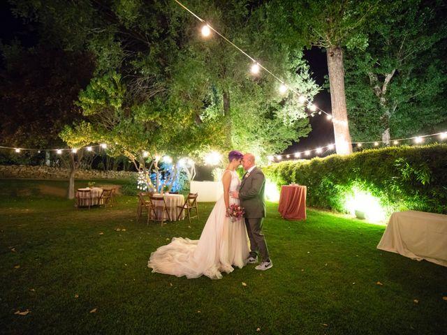 La boda de Diego y Africa en El Molar, Madrid 24