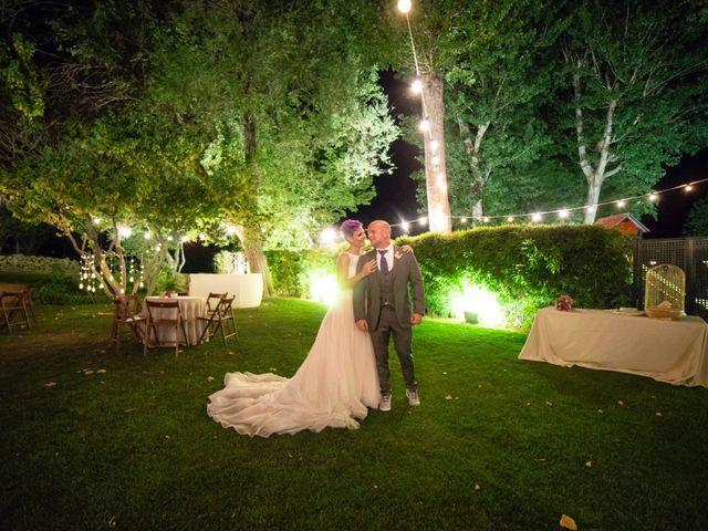 La boda de Diego y Africa en El Molar, Madrid 26