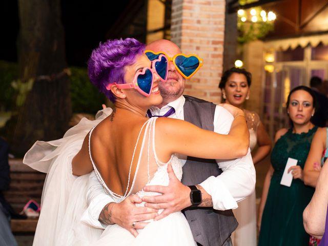 La boda de Diego y Africa en El Molar, Madrid 29