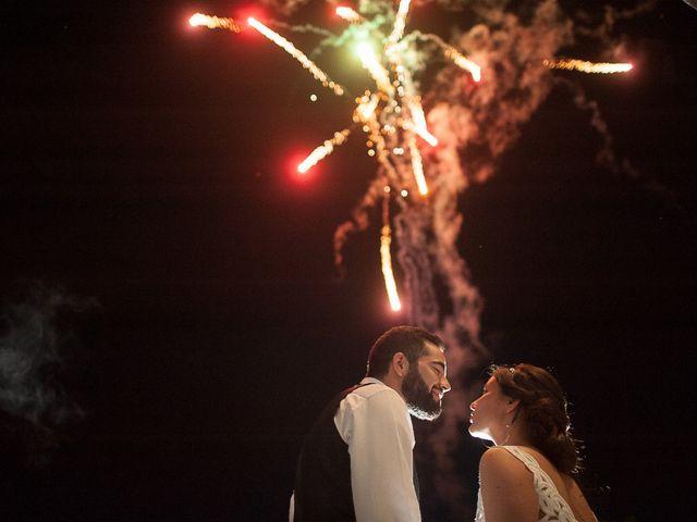 La boda de Pomba y Diego