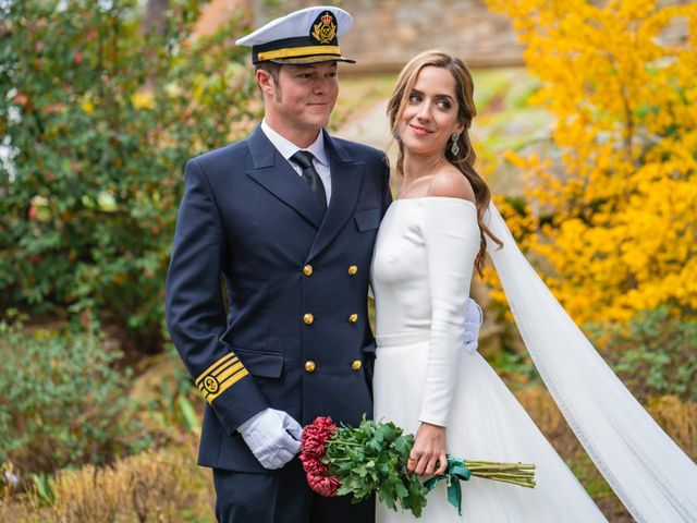 La boda de Paula y Adolfo