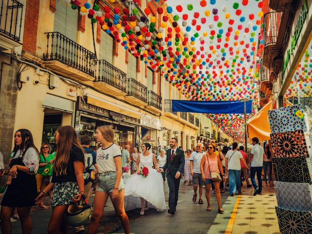La boda de Ramón y Rosi en Ronda, Málaga 13
