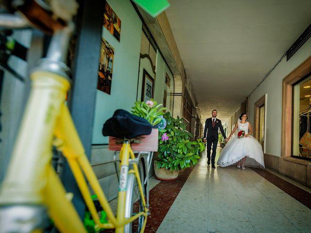La boda de Ramón y Rosi en Ronda, Málaga 14