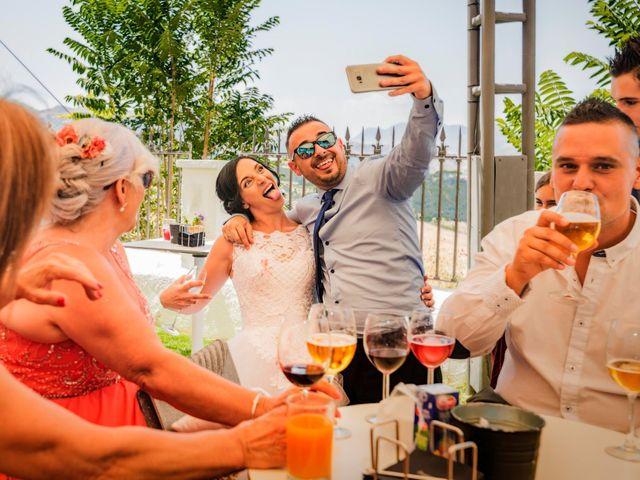 La boda de Ramón y Rosi en Ronda, Málaga 15