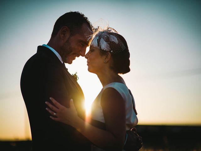 La boda de Nuria y Moi