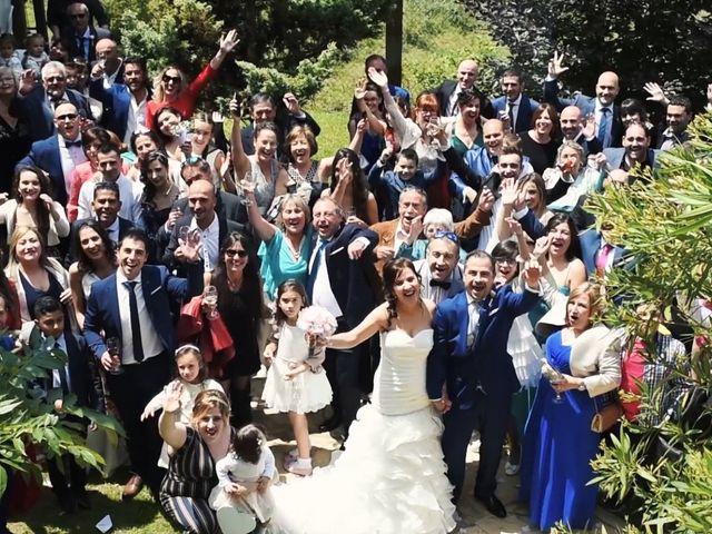 La boda de Jose y María en Zeanuri, Vizcaya 6