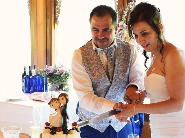 La boda de Jose y María en Zeanuri, Vizcaya 8