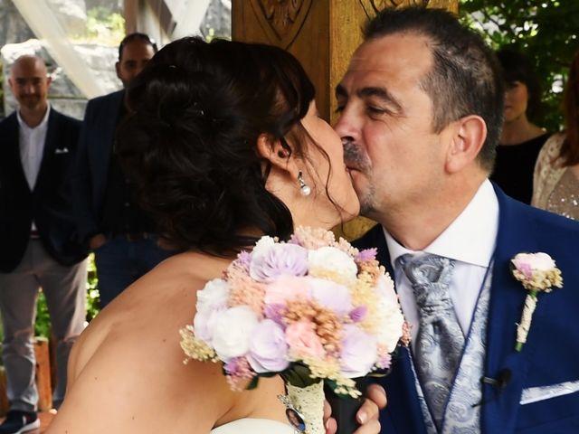 La boda de Jose y María en Zeanuri, Vizcaya 12