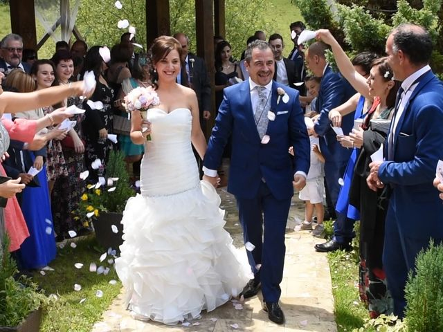 La boda de Jose y María en Zeanuri, Vizcaya 13