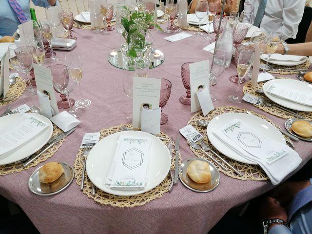 La boda de Joaquin y Belen en Ribera Del Fresno, Badajoz 1