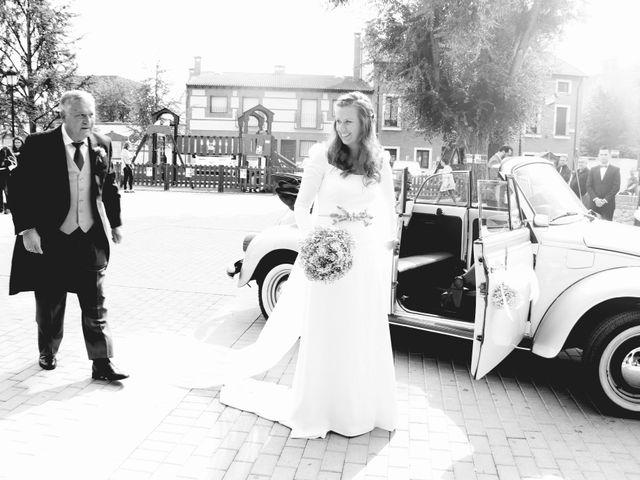 La boda de Manu y Cris en Lupiana, Guadalajara 8