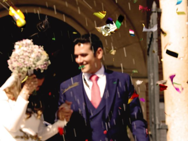 La boda de Manu y Cris en Lupiana, Guadalajara 10