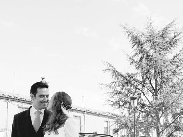 La boda de Manu y Cris en Lupiana, Guadalajara 11