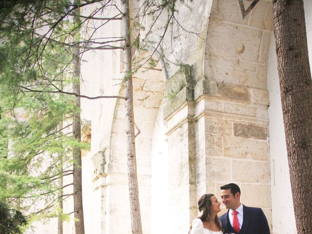 La boda de Manu y Cris en Lupiana, Guadalajara 16