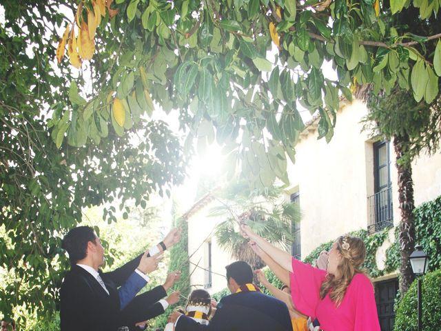 La boda de Manu y Cris en Lupiana, Guadalajara 17