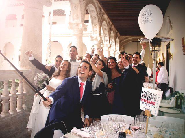 La boda de Manu y Cris en Lupiana, Guadalajara 19