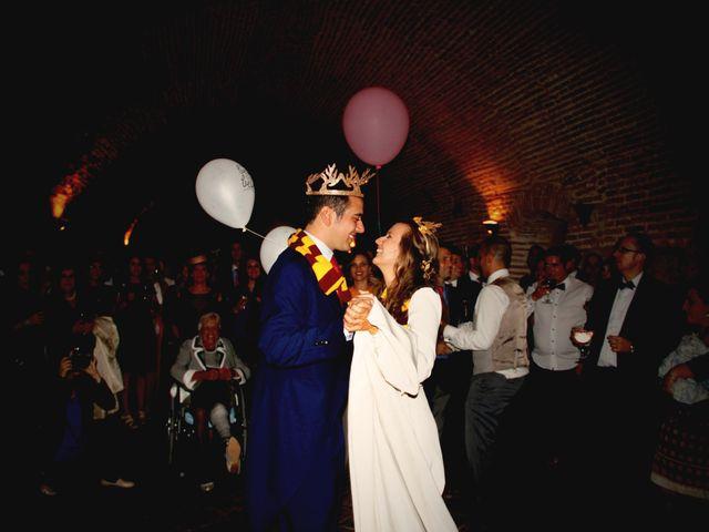 La boda de Manu y Cris en Lupiana, Guadalajara 2