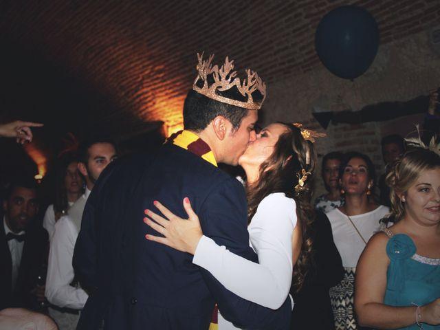 La boda de Manu y Cris en Lupiana, Guadalajara 22