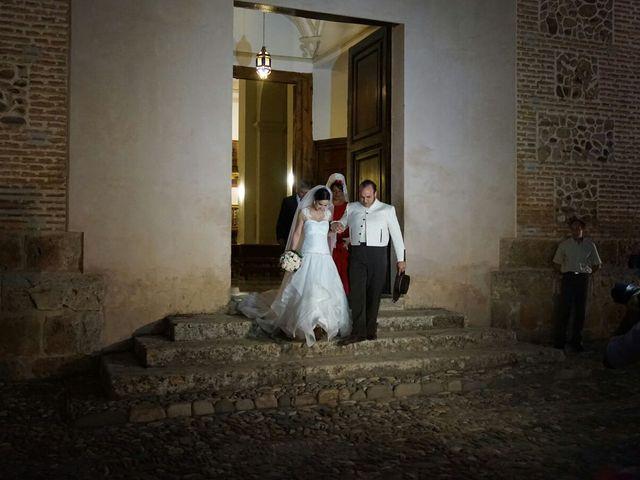 La boda de Marta y Damián