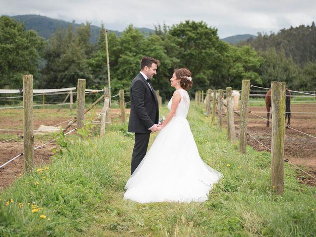 La boda de Nacho y Astrid en San Cucao, Asturias 10