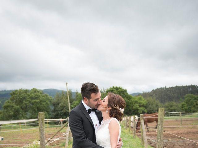 La boda de Nacho y Astrid en San Cucao, Asturias 11