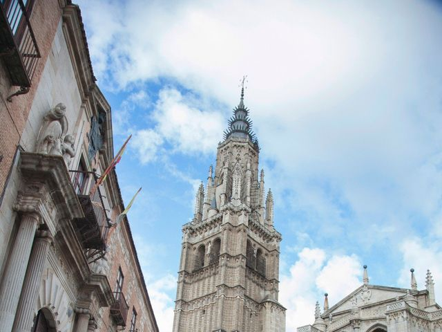 La boda de Jose Javier y Sandra en Toledo, Toledo 13