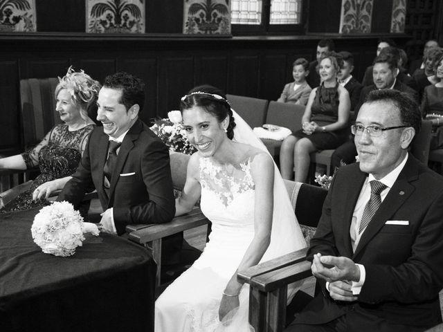 La boda de Jose Javier y Sandra en Toledo, Toledo 16