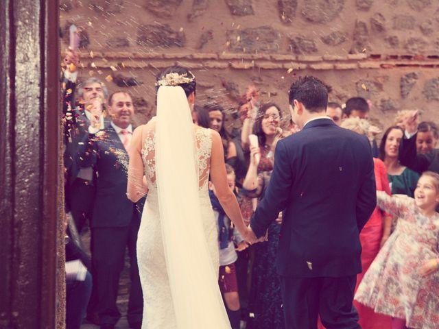 La boda de Jose Javier y Sandra en Toledo, Toledo 18