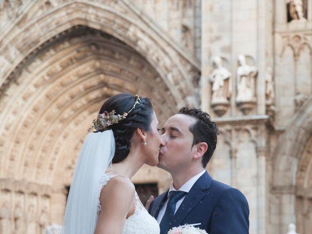 La boda de Jose Javier y Sandra en Toledo, Toledo 19
