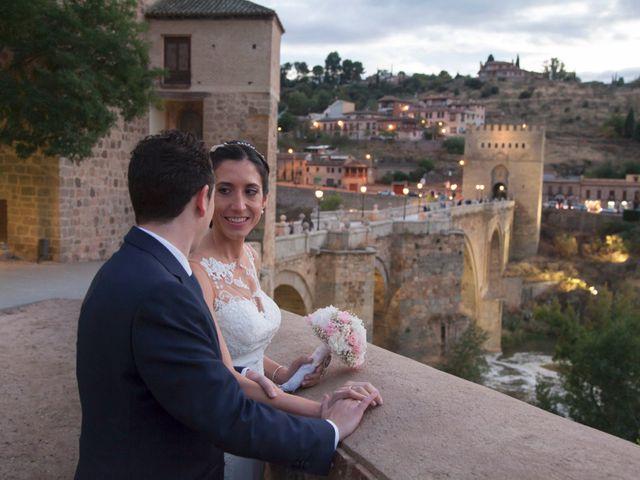 La boda de Jose Javier y Sandra en Toledo, Toledo 20