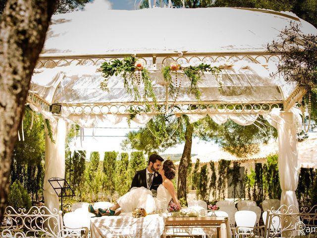 La boda de Antonio y Abigail en Castalla, Alicante 3