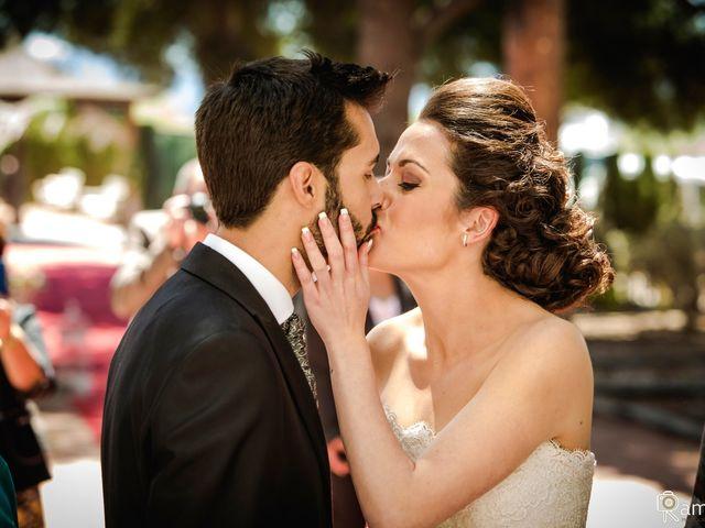 La boda de Antonio y Abigail en Castalla, Alicante 1