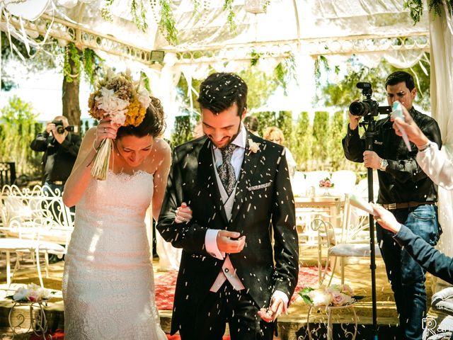 La boda de Abigail y Antonio