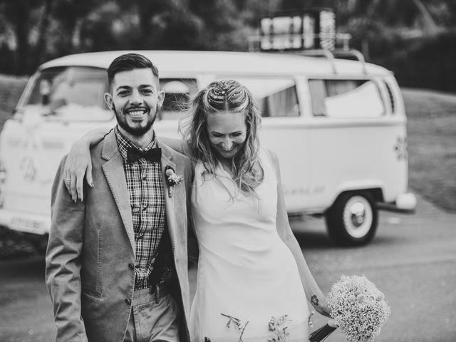 La boda de Laura y Ferrán