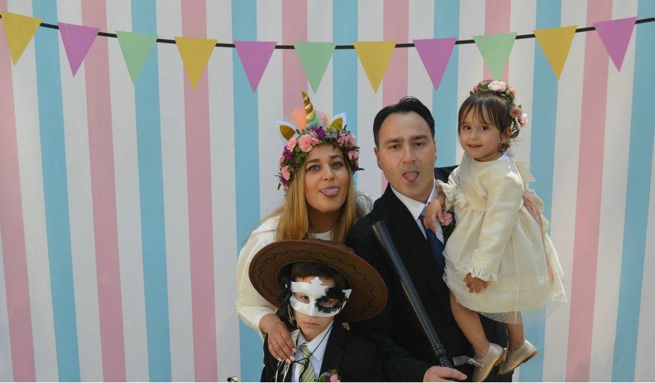 La boda de Jaime y Brenda en Bocairent, Valencia