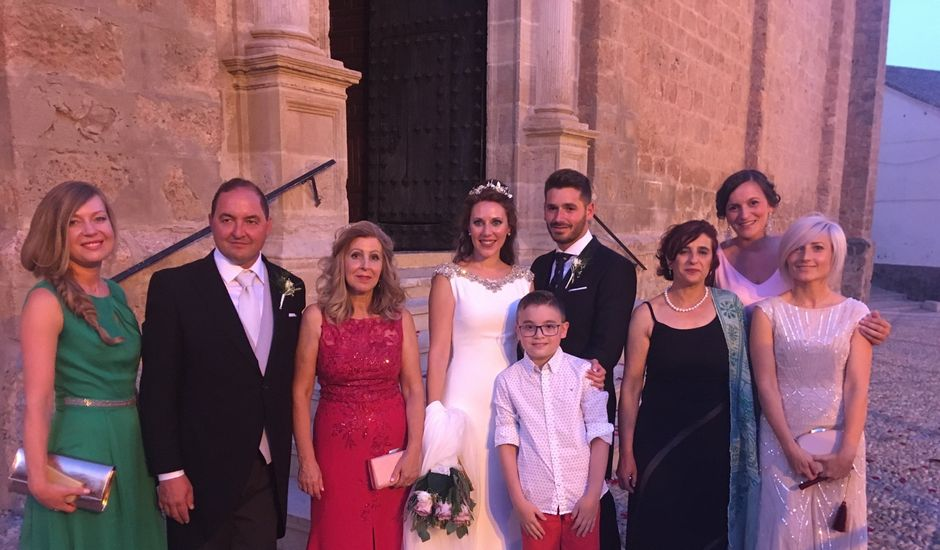 La boda de Jose Antonio  y Nerea  en Illora, Granada
