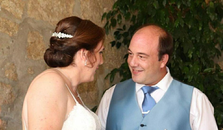 La boda de Ruben y Vanesa en Jarandilla, Cáceres