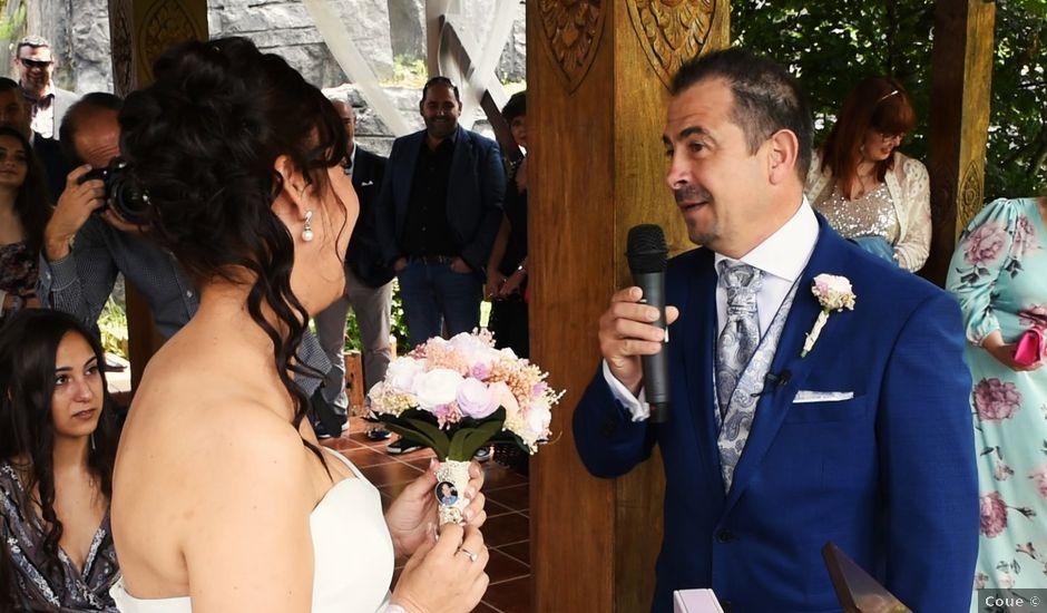 La boda de Jose y María en Zeanuri, Vizcaya