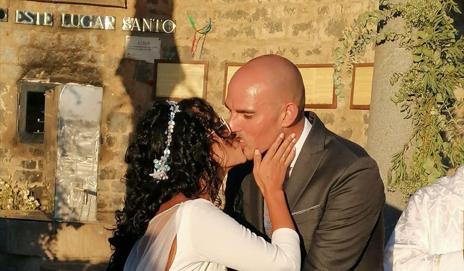 La boda de Joaquin y Belen en Ribera Del Fresno, Badajoz