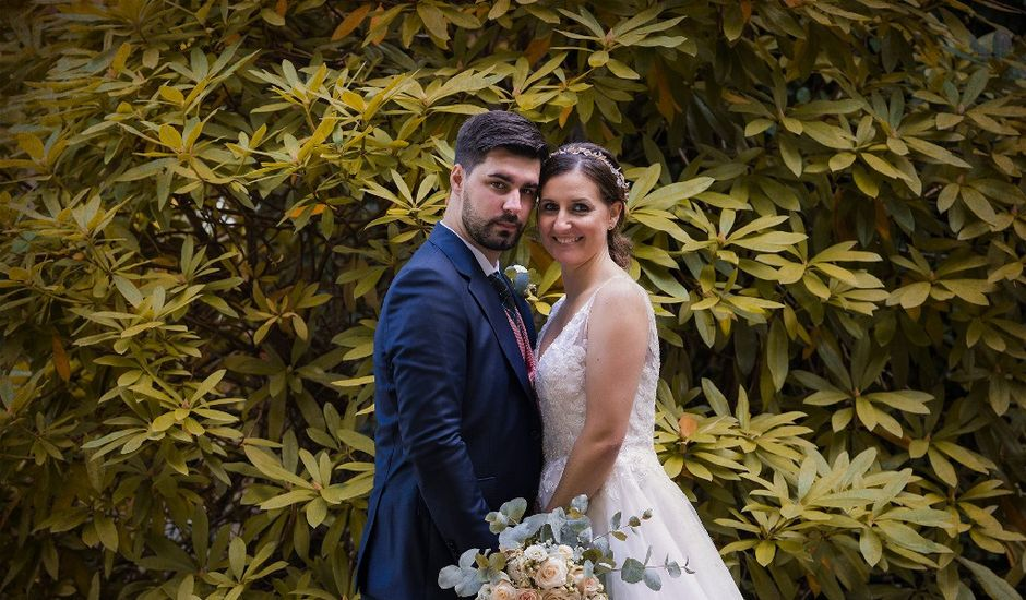 La boda de Errupin y Diana en Galdakao, Vizcaya