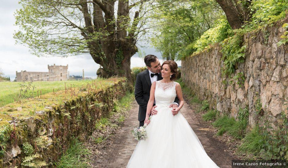 La boda de Nacho y Astrid en San Cucao, Asturias