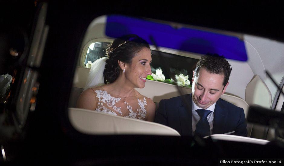La boda de Jose Javier y Sandra en Toledo, Toledo