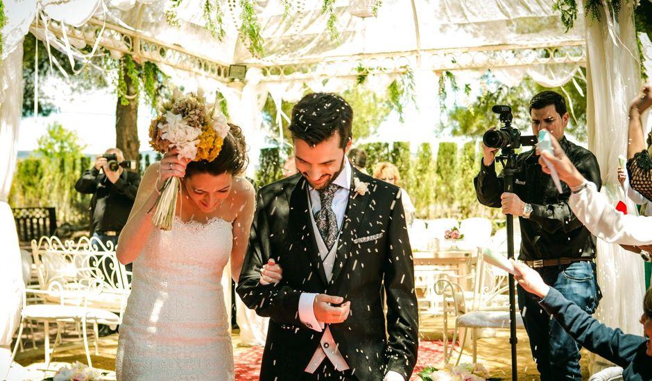 La boda de Antonio y Abigail en Castalla, Alicante