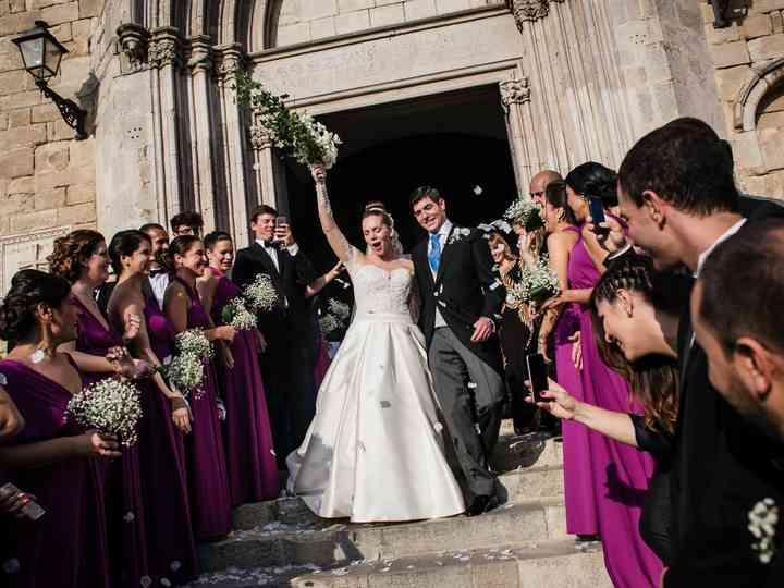 La boda de Eugenia y Iago
