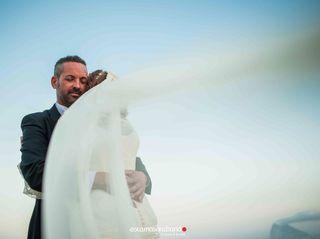 La boda de Carmen y Matías