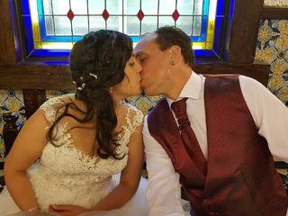 La boda de Mireya y Jonathan
