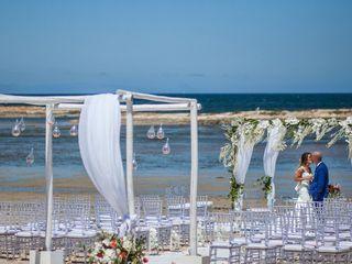La boda de Cipriano y Gema